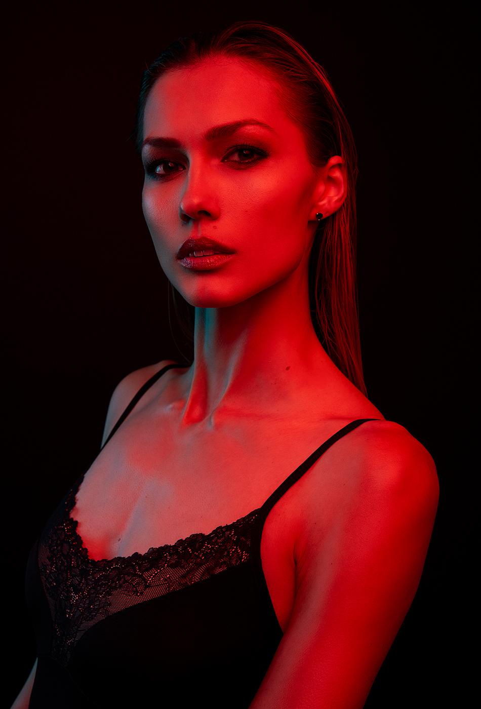 портрет модель Елена Любимая 006