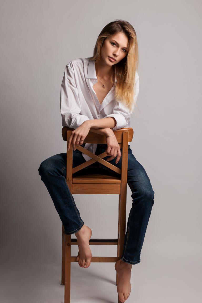 портрет модель Елена Любимая 004