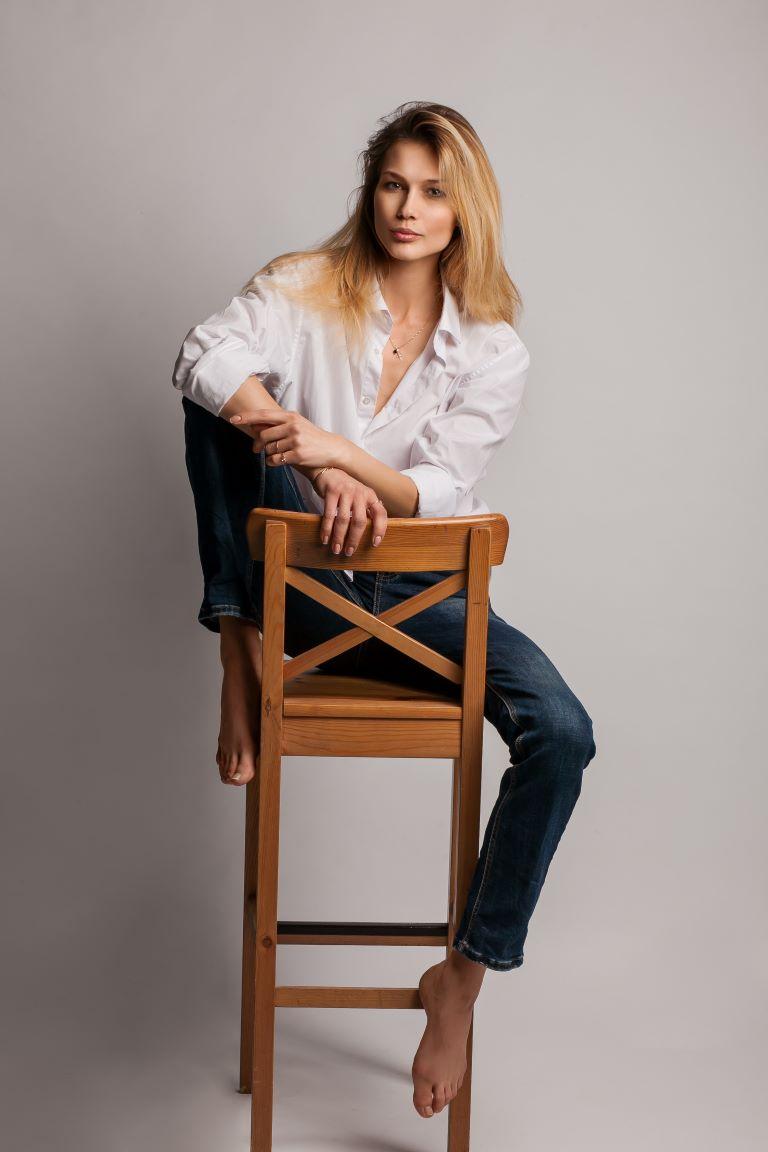 портрет модель Елена Любимая 003