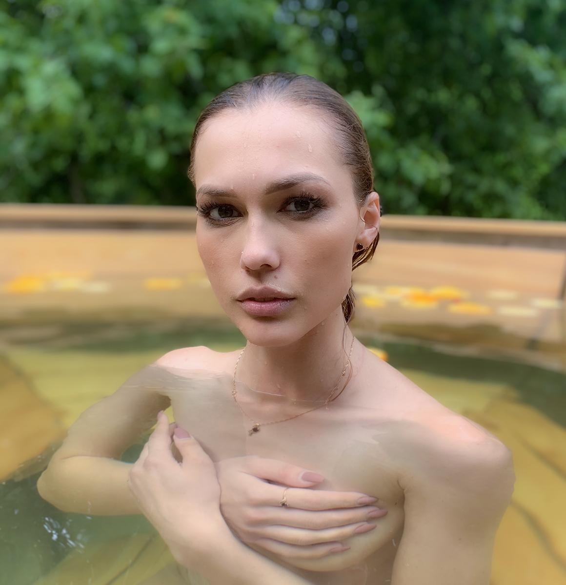 Портрет модель Елена Любимая 010